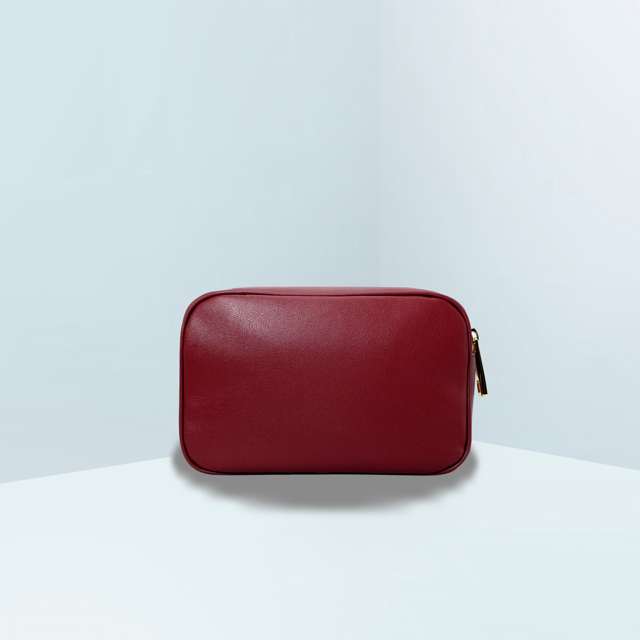 Flash Leather Crossbody Bag