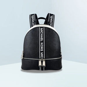 Rhea Medium Logo Tape Backpack