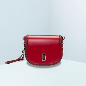 Saddle Leather Crossbody Bag