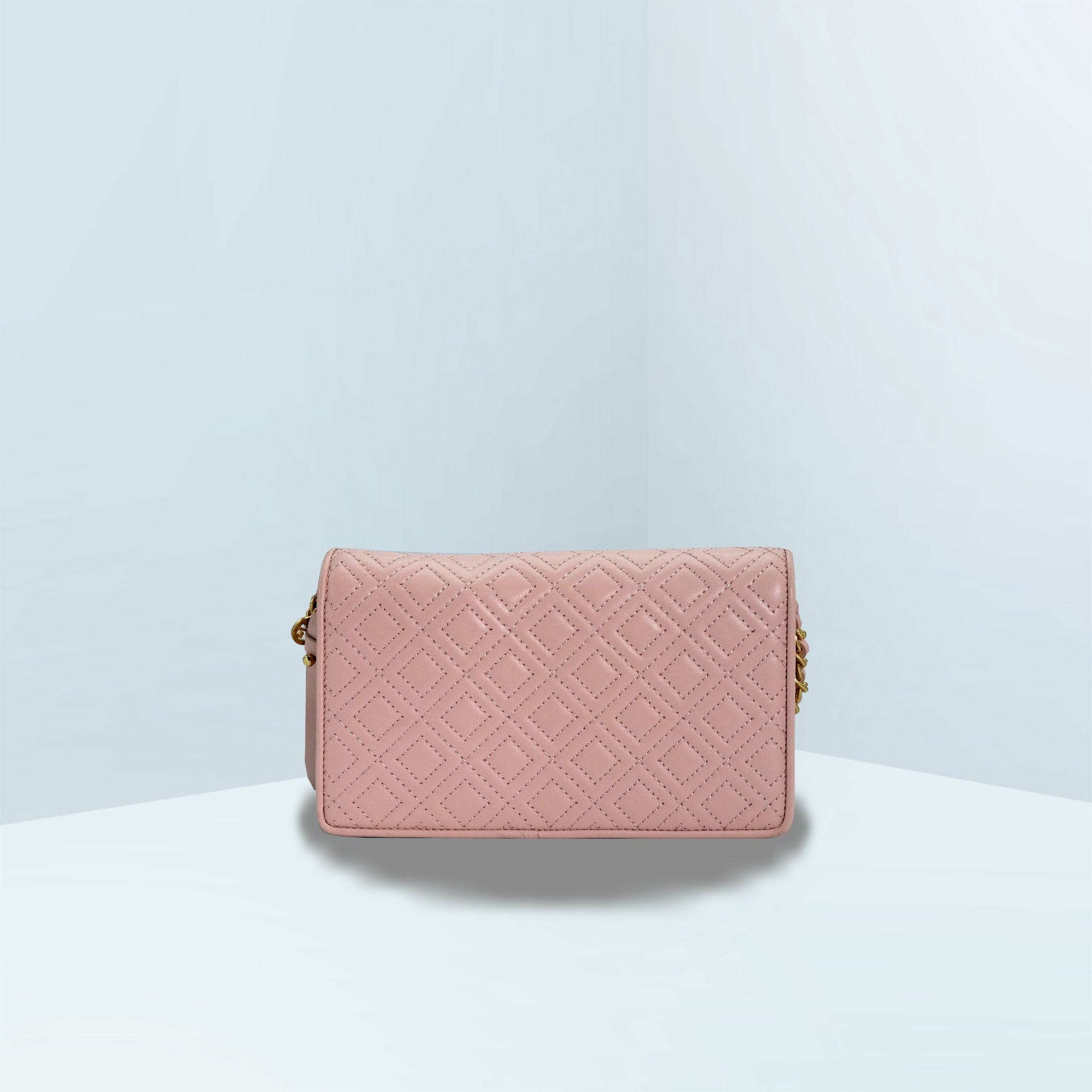 Fleming Flat Wallet Crossbody