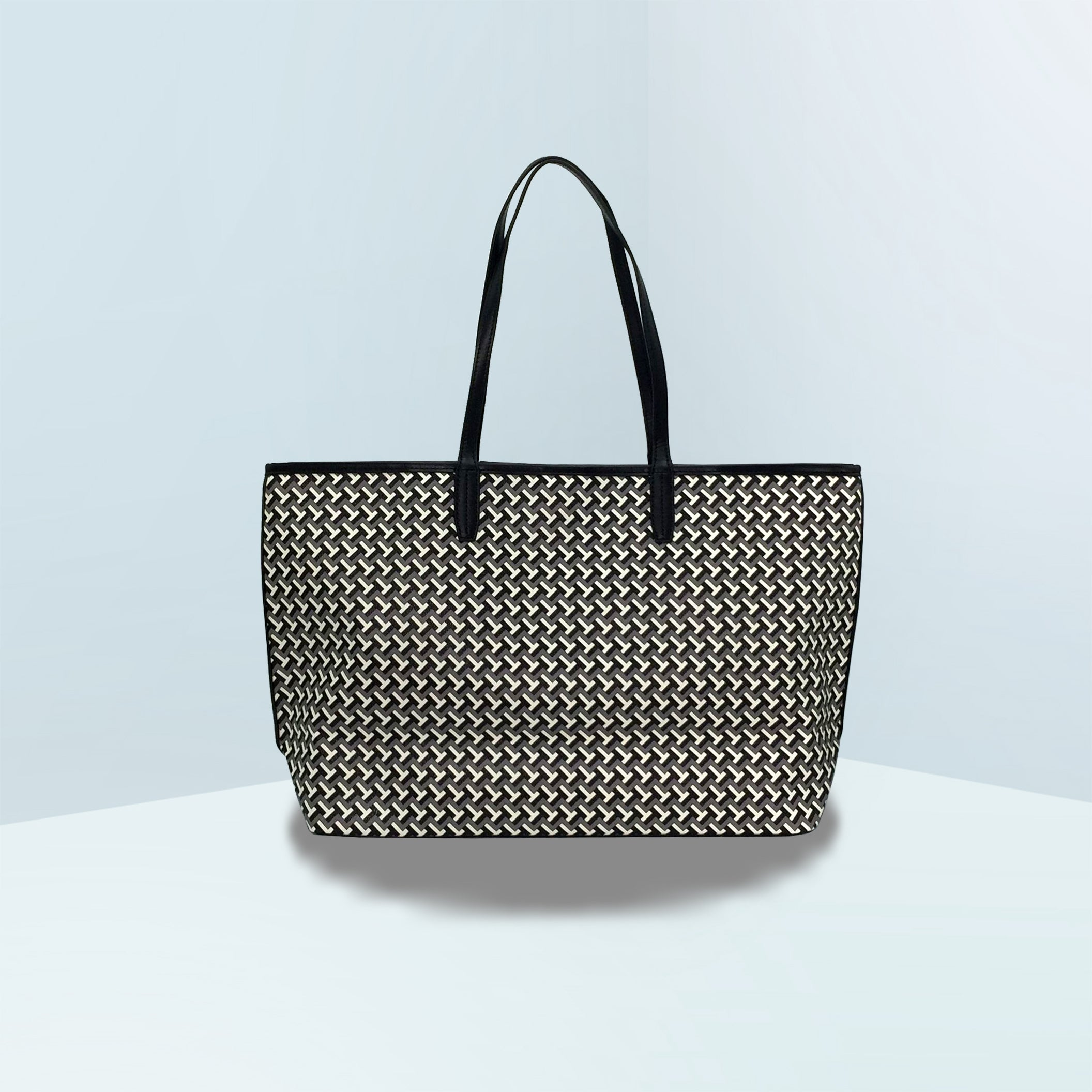 T Tile Link Tote Shoulder Bag