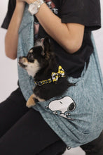Load image into Gallery viewer, Pet Sling with Snoopy Design - Petgo Wholesale