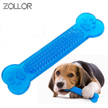 Load image into Gallery viewer, ZOLLOR Pet Toy Small Dog Cat Chew Toy Grinding Bite Chew Health Teeth Stick Bone Shape  Biting Playing Training Tooth Cleaning - Petgo Wholesale