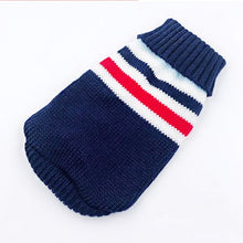 Load image into Gallery viewer, Pet Dog Cat Clothes Warm Cat Knitted Sweater For Cats Jumper Puppy Pug Coat Clothes Pullover Knitted Shirt Kitten Clothes 35 - Petgo Wholesale