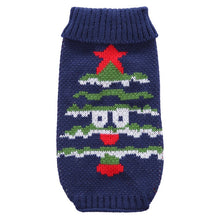Load image into Gallery viewer, Pet Cat Sweater Cat Clothes For Small Dog Clothes Christmas Dog Sweater Cats Coat Halloween Warm Pet Jacket Knitting Costume 35 - Petgo Wholesale