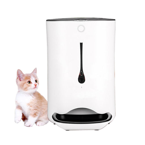 Pet Feeder Fashion Smart Automatic pet bowl for Dogs Cat Pet Food Feeder