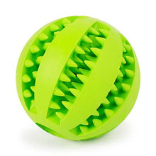 Load image into Gallery viewer, Pet Toy Puppy Small Large Dog Toys Balls Rubber Durable Tough IQ Toys for Pet Tooth Cleaning Chewing Playing Treat Dispensing