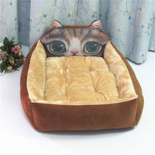 Load image into Gallery viewer, Removable Pet Big Dog Bed Sofa Thickened Warm Dog Beds for Large Dogs Golden Retriever Pitbull Mats Pet Cat Sofas Pets Products - Petgo Wholesale