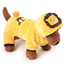 Load image into Gallery viewer, High Quality Chihuahua Puppy Outfit Winter Dog Clothes For Small Dogs Pet Hood Winter Pet Coat Clothing For Dog Cute Dog Clothes - Petgo Wholesale