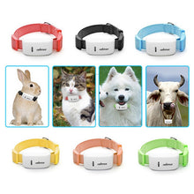 Load image into Gallery viewer, 2019 NEW Mini Pet GPS Locator Real-time Tracking Overspeed Alert For Dog Cat Mobile Phone MYDING