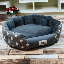 Load image into Gallery viewer, WCIC Stylish Warm Dog Bed 3 Sizes Soft Waterproof Mats for Small Medium Dog Autumn Winter Pet Beds Dog House Cat Bed Cama Perro - Petgo Wholesale
