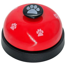 Load image into Gallery viewer, New Pet Call Bell Toy for Dog Feeding Ringer Pet IQ Training Squeak Interactive Belling Toys Cat Kitten Puppy Food Feed Reminder