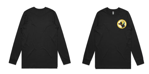 Dogs and Cars Longsleeve - Black