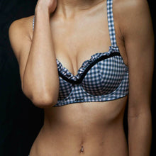 Load image into Gallery viewer, Melktert / Gingham Bra