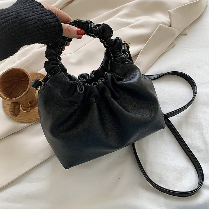 ring handle mini bag