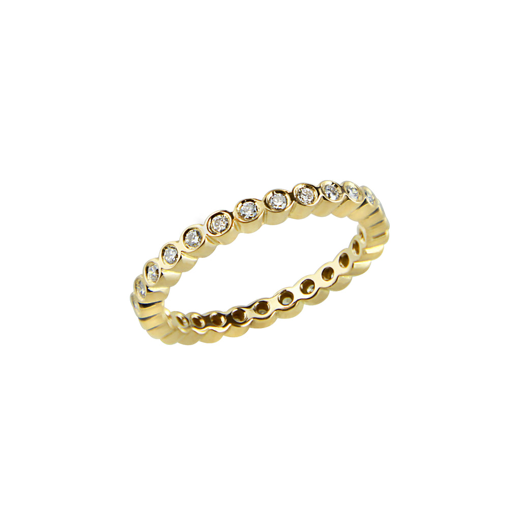 Eternity Circles Ring
