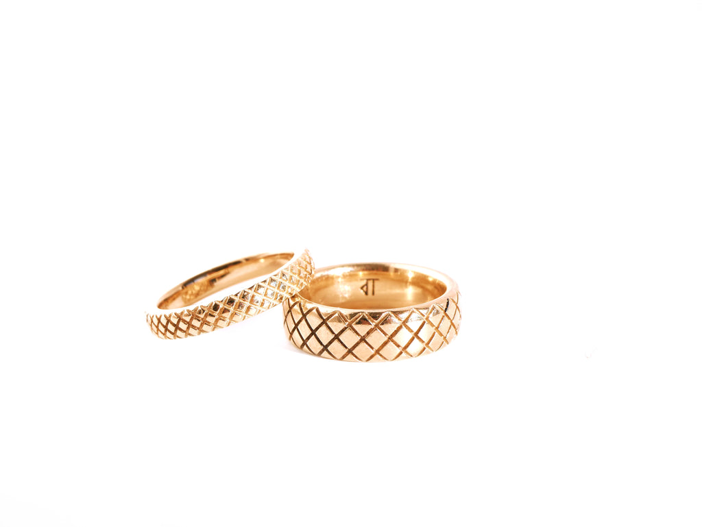 Snakeskin Ring - Small