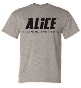 ALICE T-Shirt - Gray  CLEARANCE!