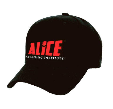 """ALICE"" Stitch-Fitted Ball Cap"