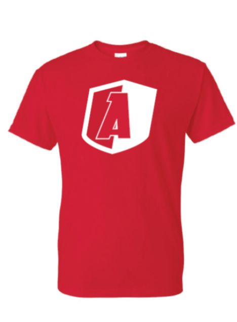ALICE T-Shirt - Red