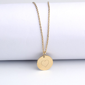 Heart Pendant Necklace