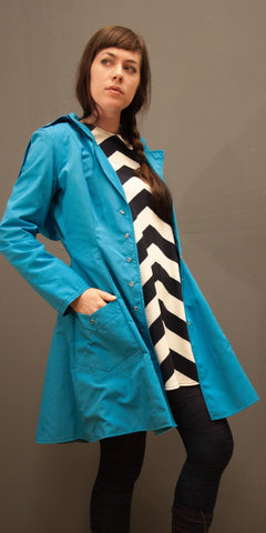 Rockaway Raincoat, Fully waterproof Jacket Available in 15 different colors