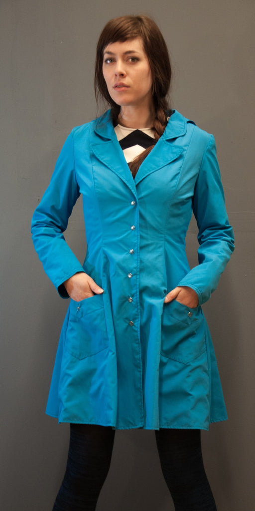 Oceanside Raincoat - Fully Waterproof Rain Coat Available in 15 different colors