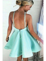Homecoming Dresses Backless,JJ1066