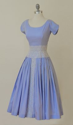 1950s vintage short short sleeves party dress, cheap bridesmaid dress, homecoming dress, homecoming dress,1804