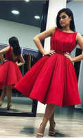 Cheap homecoming dresses ,Gorgeous Red Short Homecoming Dress,1860