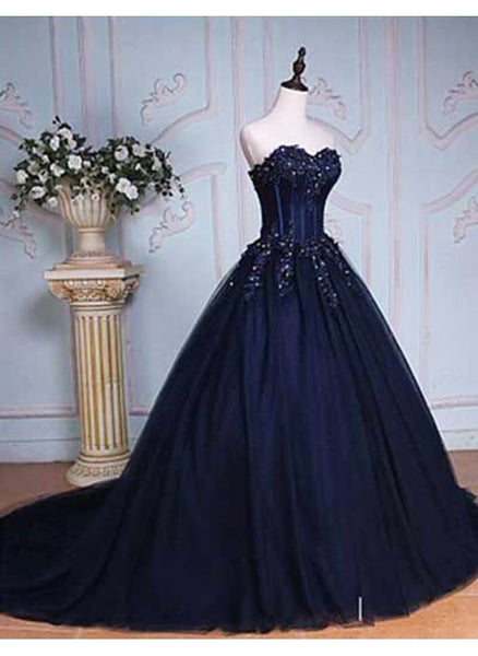 Blue, Navy Blue,prom dress,1973
