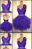 Customized Fetching Homecoming Dresses Short, Homecoming Dresses Chiffon,homecoming dress,2052