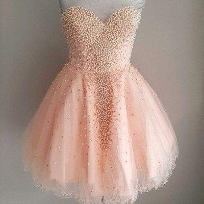 Pretty Beading Pretty A-Line Homecoming Dress,Short  Dresses,Cocktail Dress,Homecoming Dress,Graduation Dress,Party Dress,2099