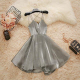 Cute Voile Dress,homecoming dress,3099