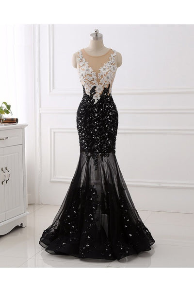 WHITE LACE, LACE, BLACK, LACE BLACK PROM DRESSES SEXY EVENING DRESSES,prom dress,3310