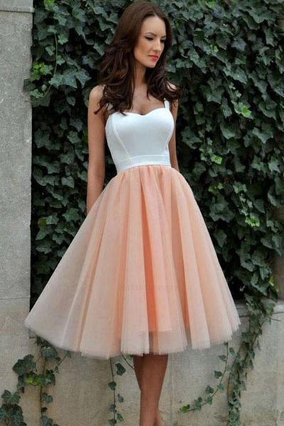 Delightful Cheap Homecoming Dress, Sexy Homecoming Dress, Pink Homecoming Dress,JJ553