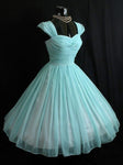 Short Chiffon Capped Sleeve Prom Dresses Homecoming Dresses Party Dresses,JJ867