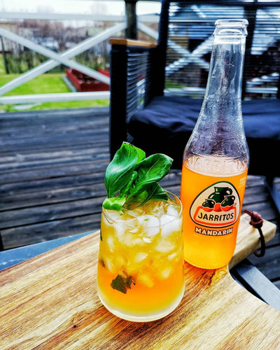 Mexikansk Mandarin mocktail