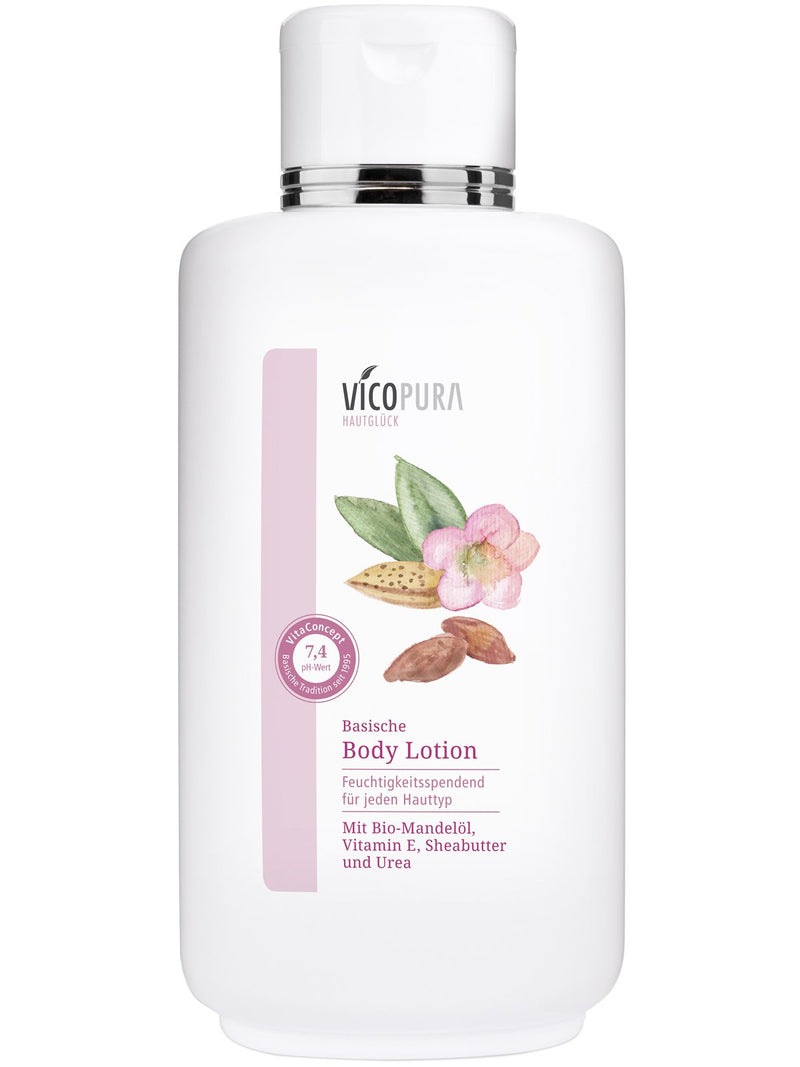 VICOPURA Basische Body Lotion