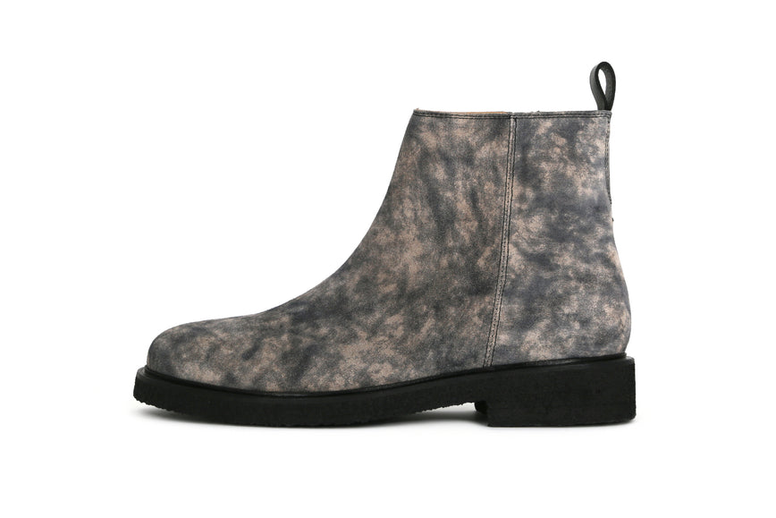 Bond Crepe Nebula Ankle Boot
