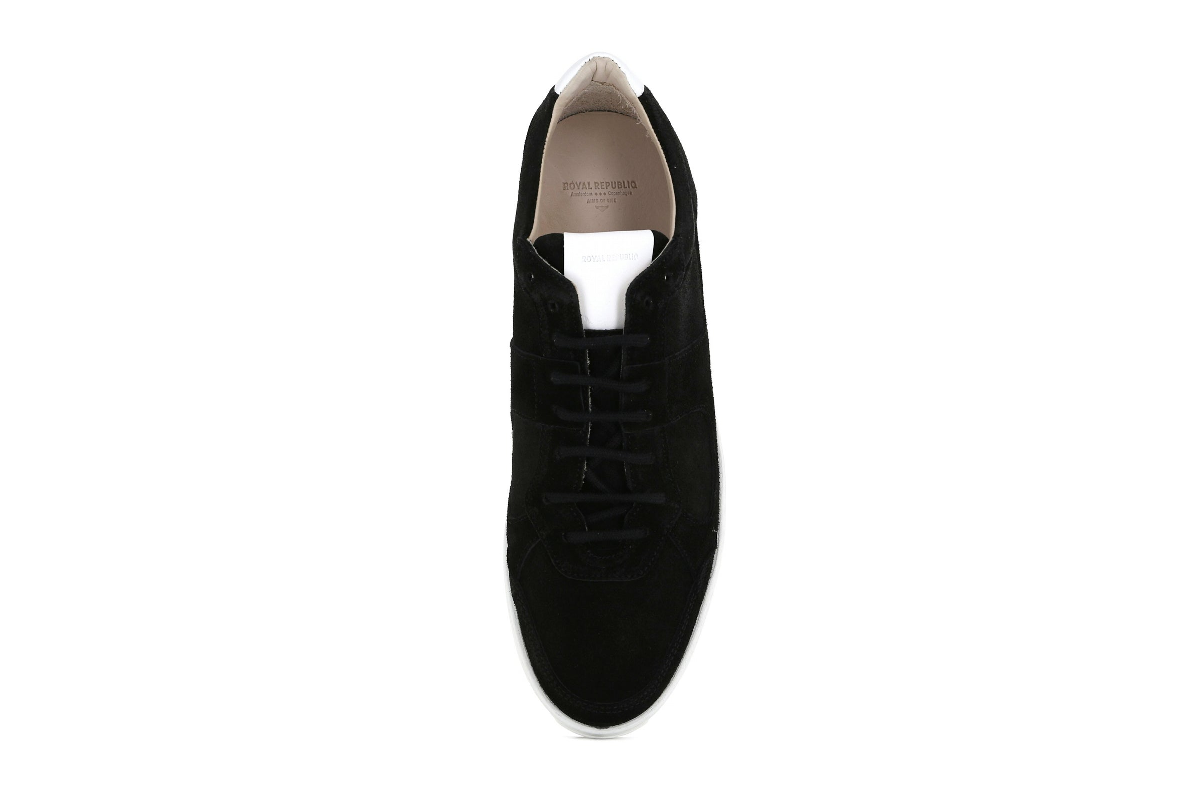 Bolt Oxford Shoe Suede