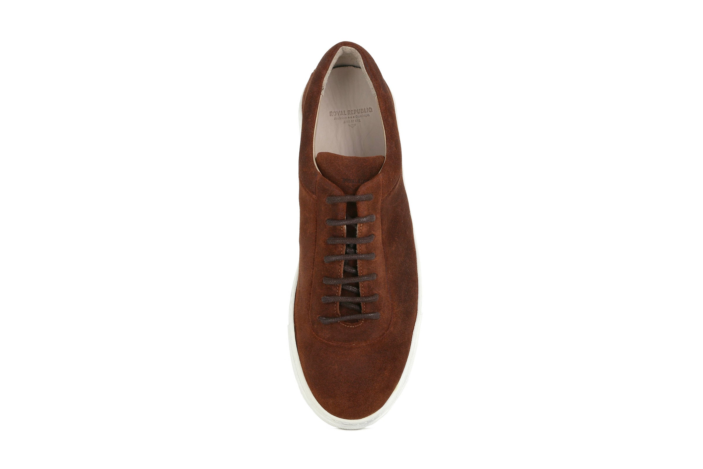 Spartacus Hiker Suede Oxford Shoe