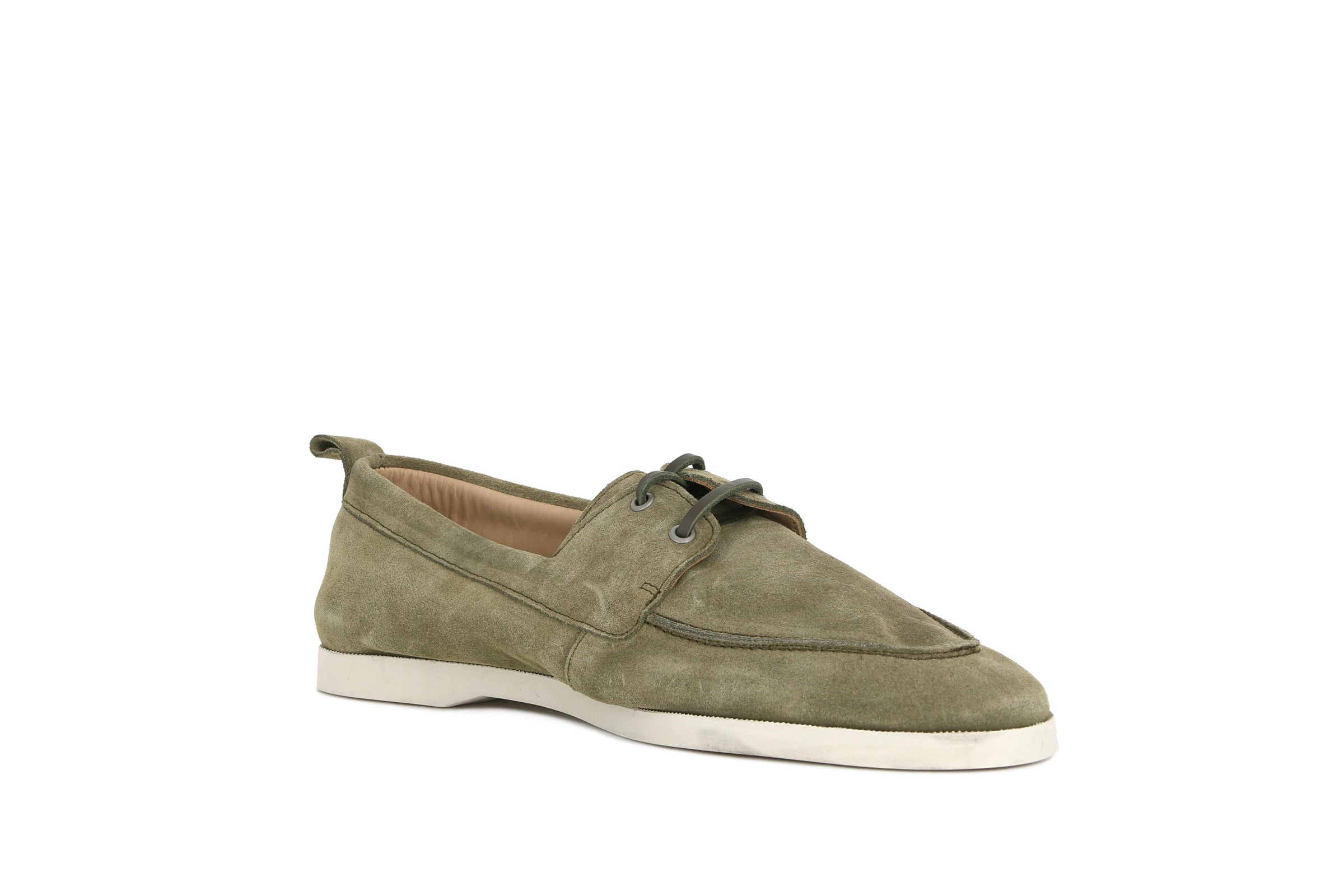 Wave Suede Loafer