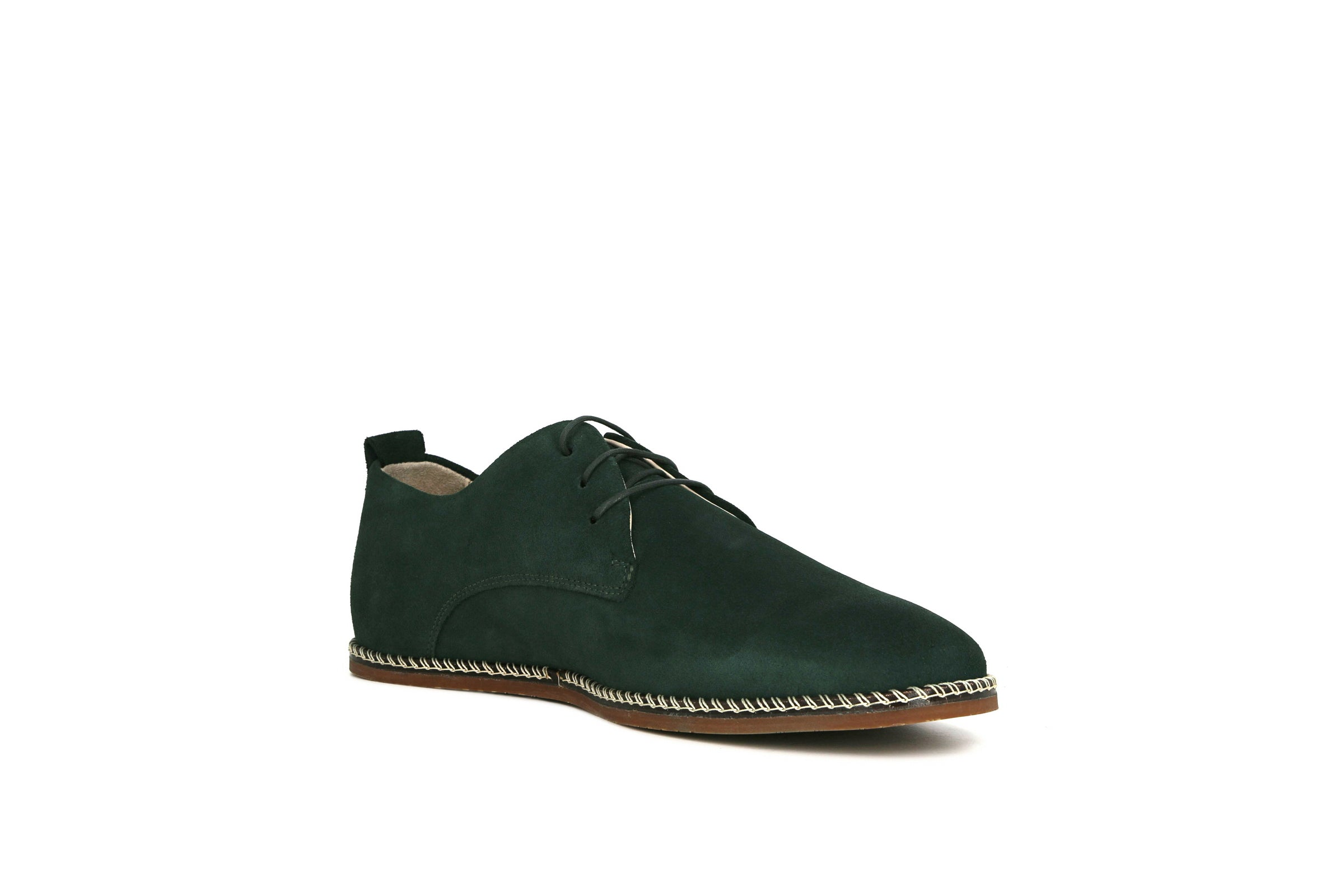 Evo Derby Shoe Suede
