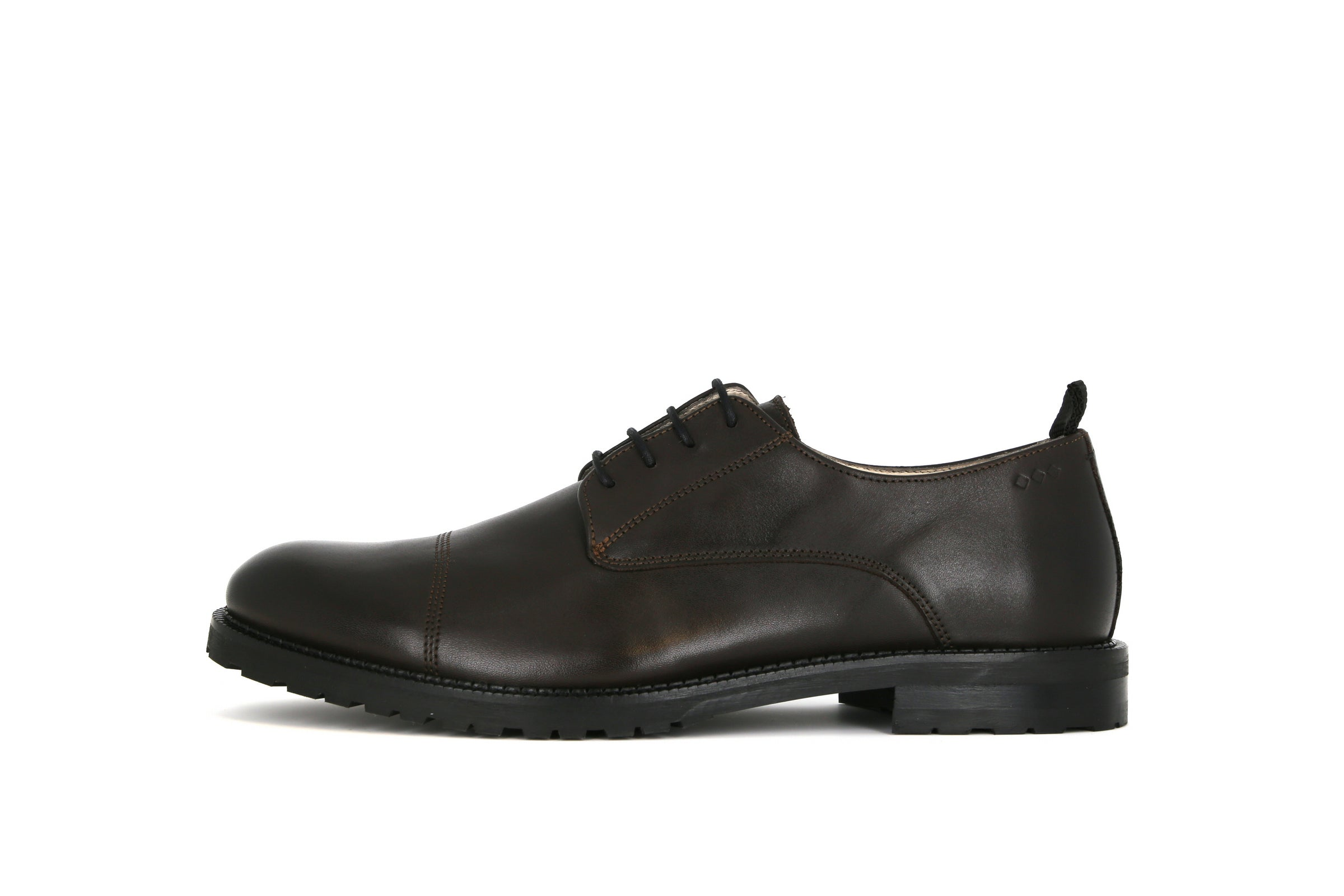 Alias City Hiker Derby Shoe