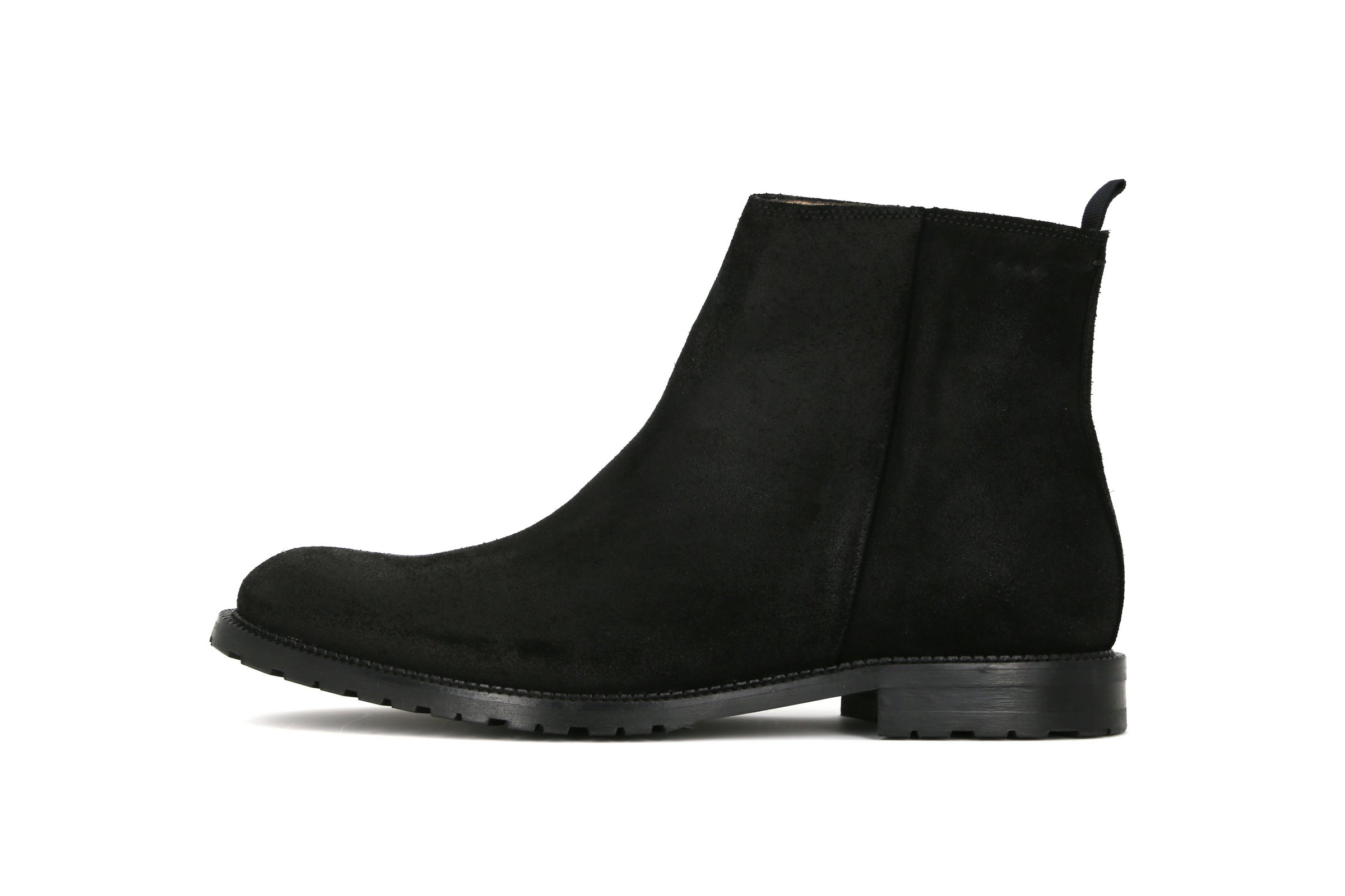 Alias City Hiker Suede Ankle Boot