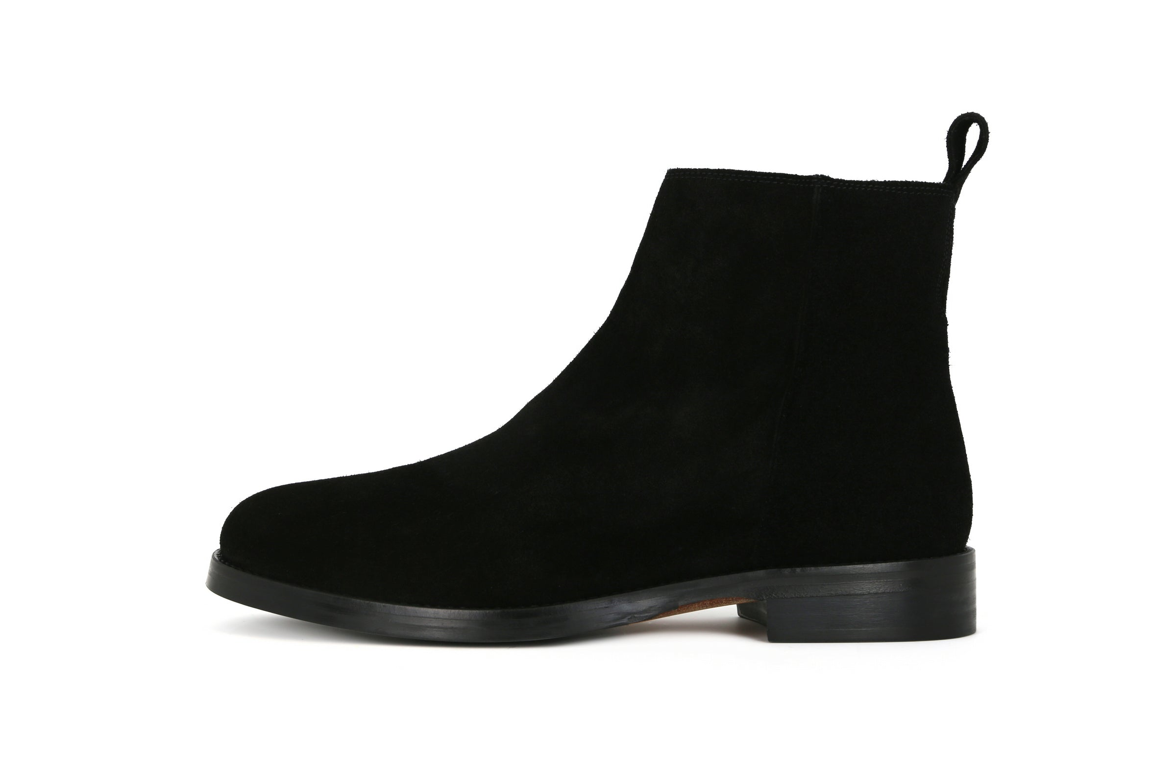 Bond Ankle Boot Suede