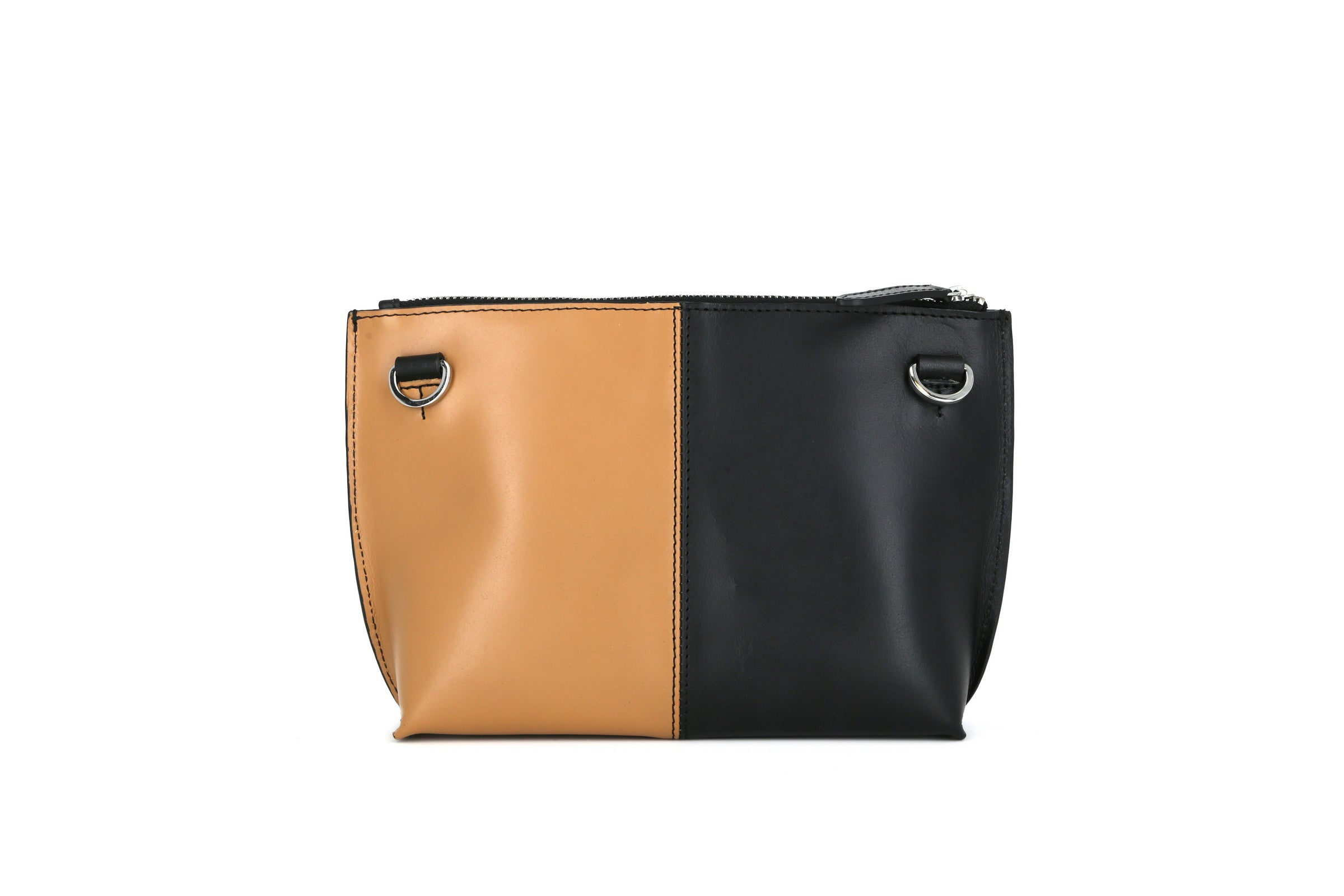 Fusion Colourblock Clutch
