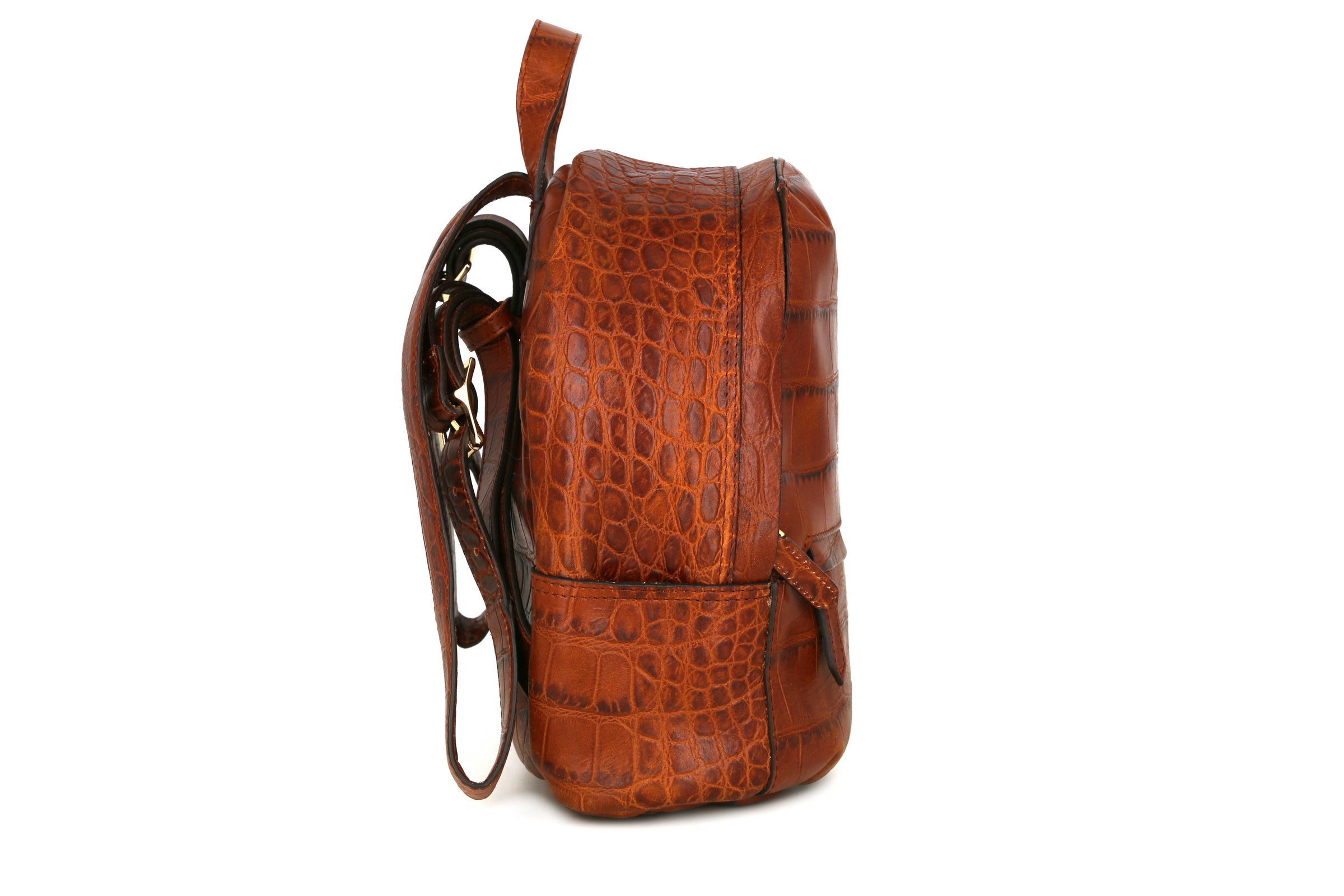 Sack Croco Backpack Petite