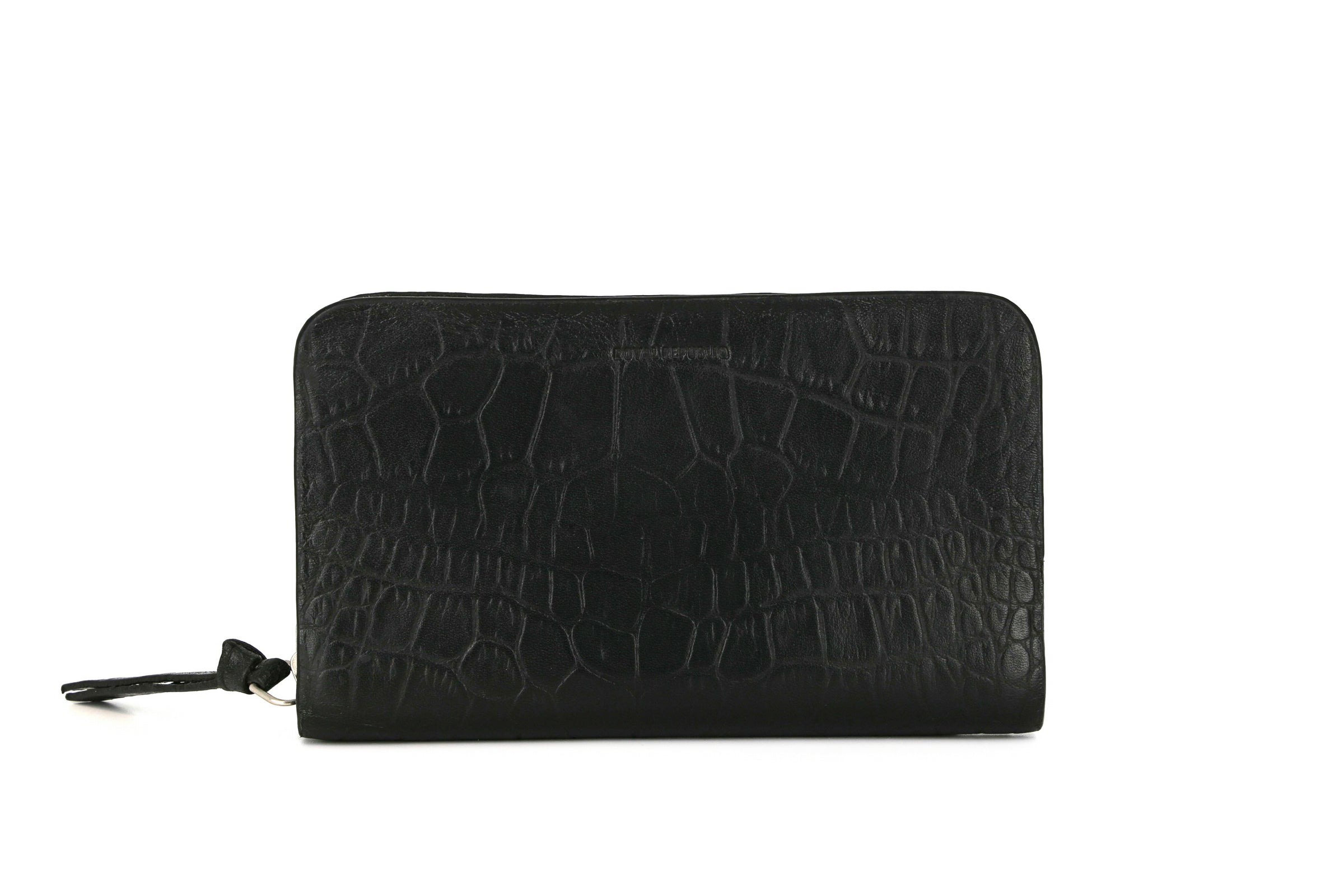 Galax Croco Wallet Miniature